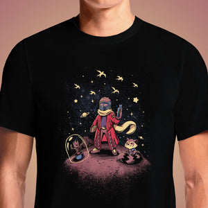 Team up with an unlikely band of heroes with these Guardians of the Galaxy shirts! Travel in style with some Groot, Rocket, Quill, Gamora, and Starlord. Marvel Guardians of the Galaxy Star-Lord Legendary Outlaw black T-shirt. You have a groovy mixtape and you get to hang out with a talking tree. Make sure you look the part by checking out our Guardians of the Galaxy t-shirts!Guardians Of The Galaxy T-Shirts Online in India - OSOMWEAR. Guardians Of The Galaxy T-Shirts Online in India - OSOMWEAR