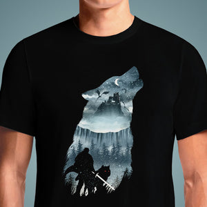 Winter Has Come Game of Thrones Stark Targaryen Graphic T Shirt India