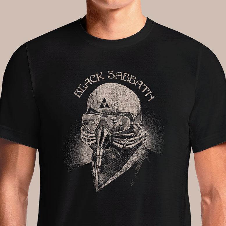Buy Black Sabbath Iron Man T-Shirt India T Shirts for Men in India