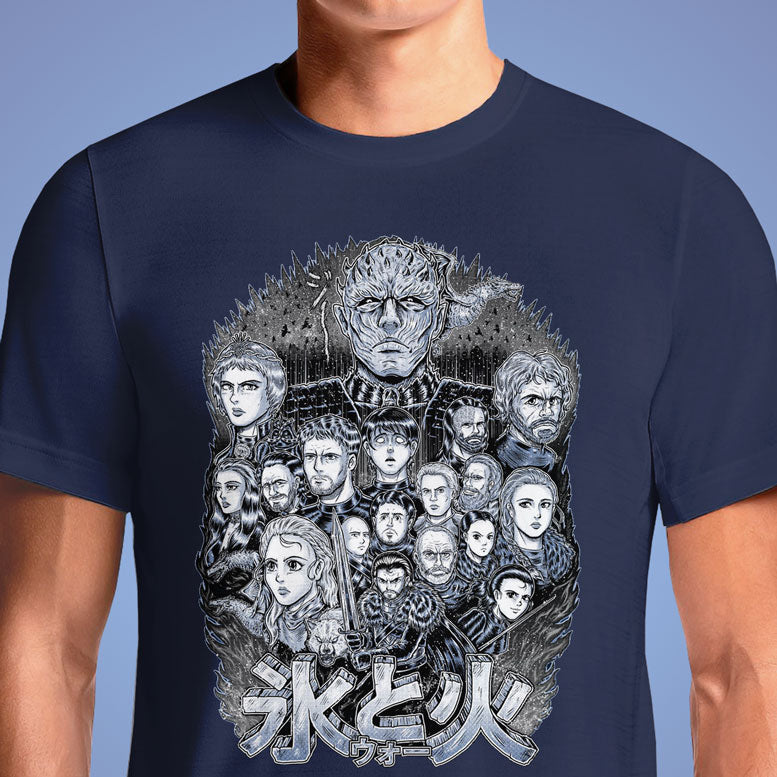 Back in the days of geek prehistory, a T-shirt was a signal to the world around you that you cared about your nerdy pursuits enough to fly them ...The Best place to buy Anime / Manga, Gaming, Movies, TV-Shows T-shirts in India. Buy online Game Of Thrones products in india at best prices. Shop Now! Game of Thrones Anime Series T-shirts India| OSOMWEAR T Shirts India