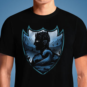 Get the most Unique Game of Thrones T-shirts for White Walkers Lovers. Buy Game of Thrones Make the Night King Pay For the Wall T-Shirt White Walkers GOT. Javelin White Walker Shirt Game of Thrones T-shirt Night King Shirt .... Dark side walker men's graphic tee, Game of thrones t-shirtGame of Thrones House White Walker Black T-Shirt Dragon Men's T-Shirt.