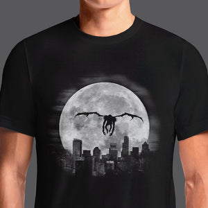 #Death #Note #Ryuk #L #kira #light-yagami #shinigami #Misa-Amane #Near #Mello #Teru Mikami #Lawliet #Buy #Anime #T-shirt #India #T-Shirts #Tshirt Anime T Shirts Ryuk Death Note T-Shirts India Shirt Ryuk L Light Online
