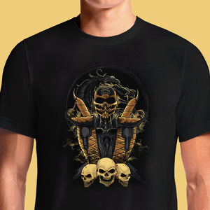 Shop SCORPION Mortal Kombat 2018 T-Shirt India Online | OSOMWEAR