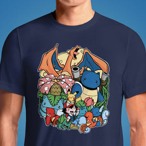 Shop for Pokemon Mens T-Shirts in Mens T-Shirts & Tank Tops. Buy products such as Pokemon Mens Red Poke Ball Tee Short Sleeve ...Pokemon Tshirts - Buy Pokemon Tshirts online in India - OSOMWEAR