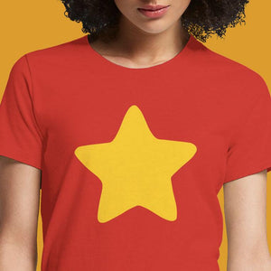 Steven Universe Star T-Shirt Buy Cartoon Funny Cool T Shirts