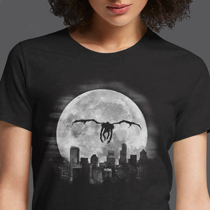 Ryuk Death Note T-Shirt India Anime T Shirts Shirt Ryuk L Light Online