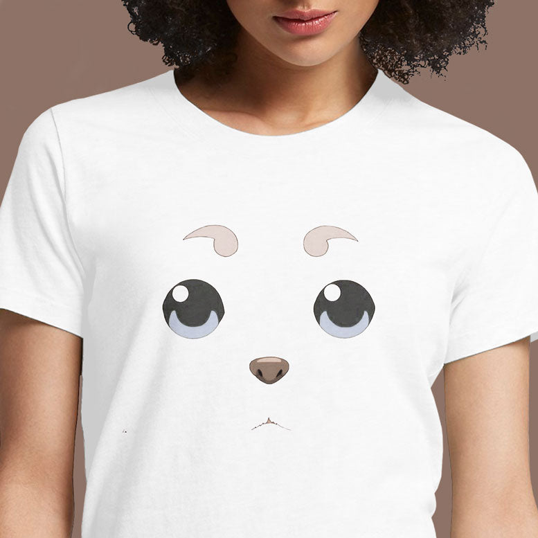 Japanese Gintama Sadaharu Dog Face Anime T-Shirt | India Otaku https://osomwear.in/products/gintama-sadaharu-face Gintama Silver Soul T shirt Anime Sadaharu Elizabeth Acting Cute Pattern T-shirt .... New Gintama Silver Soul Funny Face T-shirt Cosplay Anime Men Women ... Shop the best anime t-shirts in India only at osomwear.