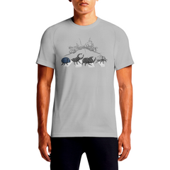 Beetles / Guys TeesNew Styles Guys Cool T- shirts Find Stylish Mens Sports T shirts OSOM WEAR Abstract Anime Art Comics Fantasy Gaming Horror Minimalistic Movies Music TV Shows Sports