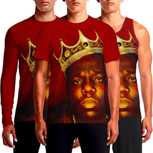 Notorious Big Crown Blood Red T-Shirt Biggie T-Shirts Buy Online India Now You Know It Was All A Dream T Shirt Smalls Tupac 2Pac Ready To Die For Sale Hypnotize Jay Kanye Z Kopen Misguided Slogan Buy The Vs Is Illest Vintage 3XL