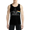Dark Side Of The Moon, Graphic Guys Tank Top OSOMWEAR Men's