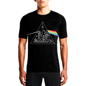 Dark Side Of The Moon / Guys Tees - See for yourself! Workout Guys Printing t'shirts
