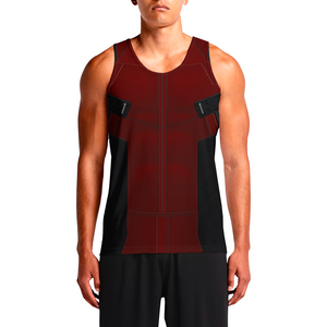 Buy Deadpool Tank Tops In India Online For Guys. Mens Printed Tank Tops Online Cheap Male Gym Combo Long Loose In India by OSOM