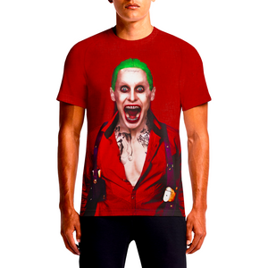 T-Shirt of Suicide Squad's Jared Leto - Icon, Legend, Baddest of Bad​.