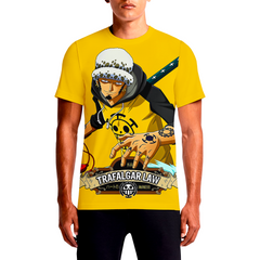 TRAFALGAR-LAW-NEW ONE PIECE cheap cool t-shirts print t shirts online china shirt printing philippines where can i buy anime merchandise in cape town to gear monster fairy tail blame manga wholesale glasgow malta rock uk
