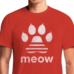 Adidas Cat T-Shirts India Funny Quotes T Shirts Online Shopping Graphic Funky Printed Cool Tees For Mens Slogan Womens Clothing Casual Round Neck #cats #kitty #neko #gato #meow #fur babies #paws #love #funny #adidas