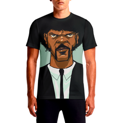 BAD-MOFO PULP FICTION JULES t shirt printing online business name printed shirts where can i buy anime posters cds in philippines to figures light novels rare manga merchandise india cheap bulk uk from china free shipping manufacturers perth t-shirt vinyl rolls osom