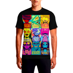 ONE-PIECE-SAYS ONE PIECE movies t shirt buy printed shirts online chennai om where can i anime merchandise in canada to goods singapore things claymore manga cheap funny gildan music quotes wholesale china