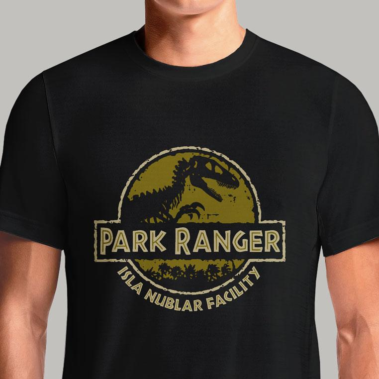 Jurassic Park Ranger T-Shirt Vintage T Shirt Women's India Retro Online Where Can I Buy Black Classic Shirts For Sale Tshirt School Womens XXL #jurassic park #wicked #tropical #lizard #park ranger