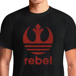 Star Wars Rebel T-Shirts India Funny Quotes T Shirts Online Shopping Graphic Funky Printed Cool Tees For Mens Slogan Womens Clothing Casual Round Neck