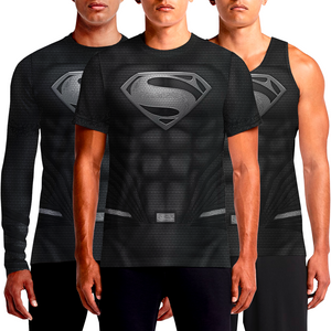 Superman T Shirt India Black Original Buy Sleeveless Symbol Superhero Shirts Online Free Cheap Dc Comics Logo Full Sleeve For Man Of Steel Printed T-Shirt Dawn Justice Marvel Superman Black Suit T-Shirt Justice League Movie For Sale Revealed Buy New Henry Cavill Black Superman Costume In India Get Free Powers. Also Man of Steel Available. First Appearance Black White Silver Superman Death Evil Look