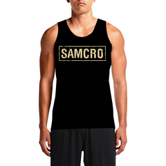 SAMCRO / Guys Tank TopsMust Have Boys Workout Tank Top Shop Online Custom Custom Tank-Top OSOM WEAR