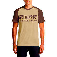 SCOUTING-LEGION ATTACK ON TITAN print shirts online australia leopard india ucb printed where can i buy bleach anime to europe jigsaw puzzles posters in toronto you costumes cheap funny t-shirts for sale t logo orlando under 1 dollar osom