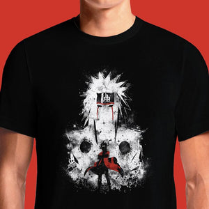 Jiraiya T-Shirts Naruto T Shirts India Online Design Where To Buy Shippuden Akatsuki Tailed Beasts For Sale Girl Printed Sharingan Shop Nine Tails Last Uchiha