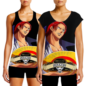 One Piece Red Haired Shanks one piece girls t-shirt india red haired shanks t shirt anime osom onepiece design women t-shirts t shirt for sale uk anime one piece bundle shirts buy online pattern zoro ace in anchor comic alley al start from where can I shanks #onepiece #shanks #pirates