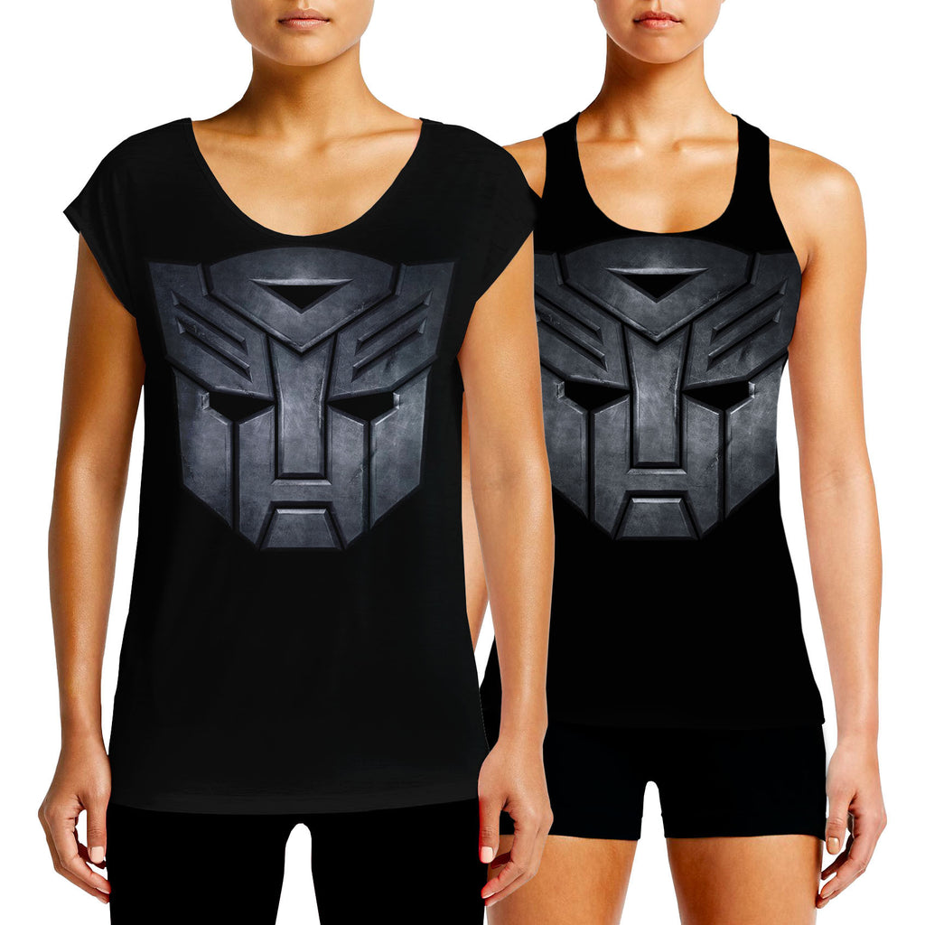 Buy Womens Transformers T Shirt Autobot Decepticon Logo, The Last Knight Optimus, Bumblebee, Devastator, Megatron T-shirts in India Online. Get Cool Amazing Transformer Logos Symbols Shirts at Best Prices. Free Shipping. Answer for Where to Buy Adult T-Shirt Long Sleeve Top I am A Hero, Optimus Prime Transformers Black and Red with Blue on White T-Shirt Girls Short Sleeve T-Shirt‎ Funny T-shirt Adults, Women Autobots vs Decepticons Movie Merchandise Age of Extinction Design Large tshirt Loose Plus Size