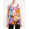 Dragon Ball / Girls Tank Tops - Cover yourself with 25% off New Arrivals Women's Comics tanktops