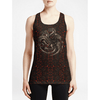 Fire Game Of Thrones / Girls Tank Tops - Newly added clearance items! Graphic Girl Sports t-shirts