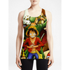 One Piece / Girls Tank Tops - Newly added clearance items! Graphic Online Comics tank top