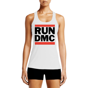 RUN DMC / Girls Tank Tops - Well, that design really takes the cake! Find Stylish Women's Designer tank-tops