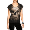 Afterlife / Girls Tees -  New Arrivals Women's Cool t- shirts Horror OSOM India	Finally, a coat of arms for gamers! New Arrivals Women's Cool t- shirts Well, that design really takes the cake! Hot Custom t-shirts OSOMWEAR