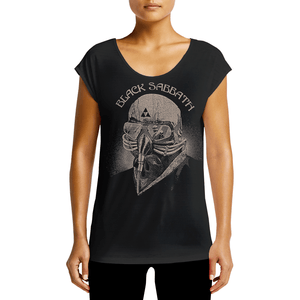 Black Sabbath / Girls Tees - Finally, a coat of arms for gamers! Buy Hot Womens Sports t shirts