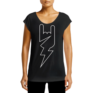 Bolt / Girls Tees - Finally, a coat of arms for gamers! Buy Hot Women Printing t'shirts