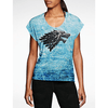 Ice Game Of Thrones / Girls Tees - Finally, a coat of arms for gamers! Buy Hot Cool Designer tshirt