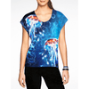 Jellyfish / Girls Tees - See for yourself! Workout Womens Designer t'shirts