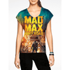 Mad Max / Girls Tees - Finally, a coat of arms for gamers! Buy Hot Online Comics t- shirt