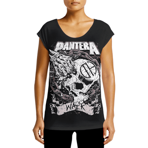 Pantera Walk / Girls Tees - Newly added clearance items! Graphic Women's Anime t- shirt
