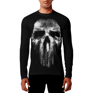 Punisher / Guys Long Sleeves - Newly added clearance items! Graphic Guy Funny t-shirt