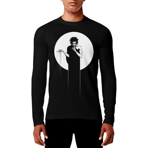 Sandman / Guys Long Sleeves - See for yourself! Workout Custom Anime longsleeves