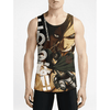 Attack On Titan / Guys Tank Tops - Flash Sale New Styles Guy Cool sando