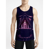 Darth Vader / Guys Tank Tops - See for yourself! Workout Men's Funny tanktop