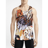 Death Note / Guys Tank Tops - Newly added clearance items! Graphic Cool Design sando
