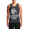 DJ Dragon / Guys Tank Tops - See for yourself! Workout Mens Design tanktop
