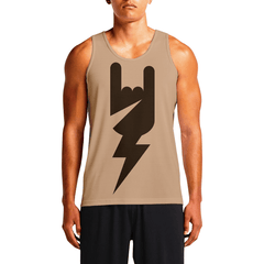 Fudge / Guys Tank TopsFind Stylish Mens Trippy Tank-Top Must Have Custom Fashion Top OSOM WEAR
