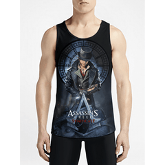 Jacob / Guys Tank TopsShop Online Mens Fashion Tank Find Stylish Men Workout Tank-Top OSOM WEAR