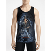 Jacob / Guys Tank Tops - Finally, a coat of arms for gamers! Buy Hot Guy's Anime vest