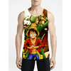 One Piece / Guys Tank Tops - Cover yourself with 25% off New Arrivals Guys Comics tanktops